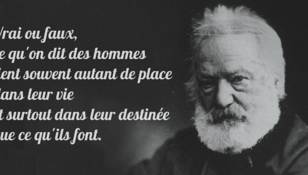 Victor Hugo - Proactivité