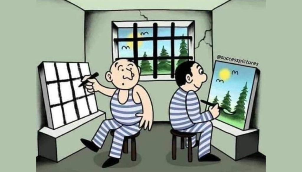 Prisonniers créatifs